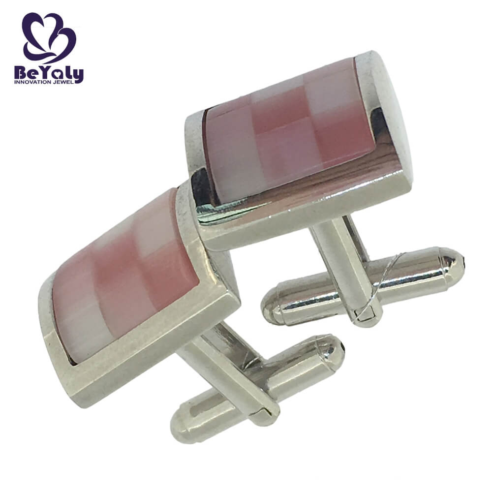 BEYALY best mens cufflink brands manufacturers for anniversary for celebration-2