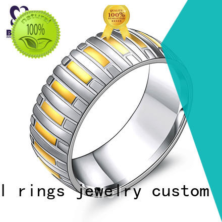 platinum diamond rings design for daily life BEYALY