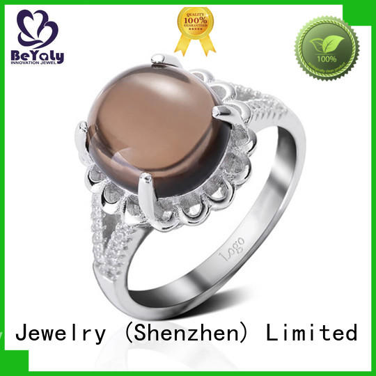BEYALY Wholesale platinum ring designs company for women
