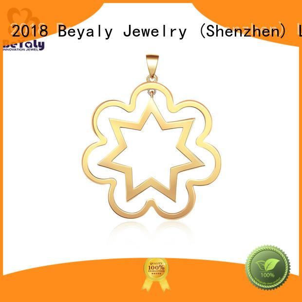 enamel jewelry blank manufacturer for women BEYALY