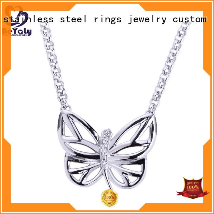 BEYALY Brand pendants unicorn dog necklace collar jewelry factory