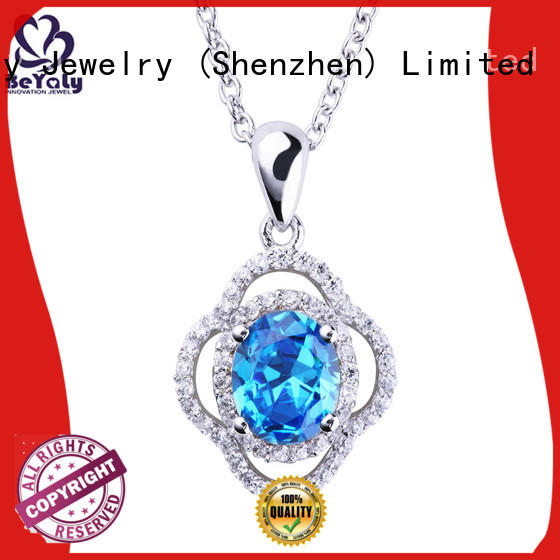 BEYALY colorful pendant necklaces on sale for girls