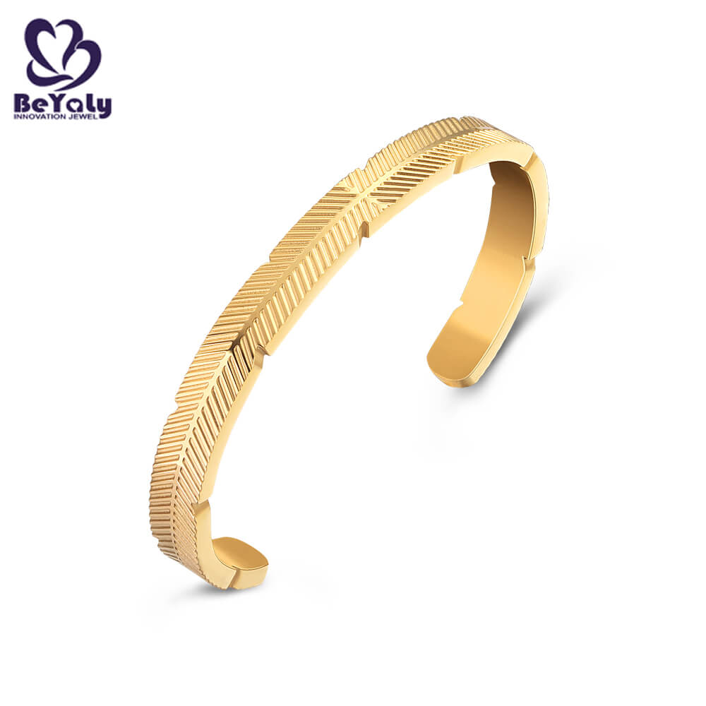 Latest silver hoop bracelet fashion Suppliers for advertising promotion-1