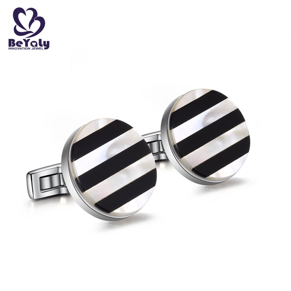 classic purdue cufflinks cuff factory for engagement-2