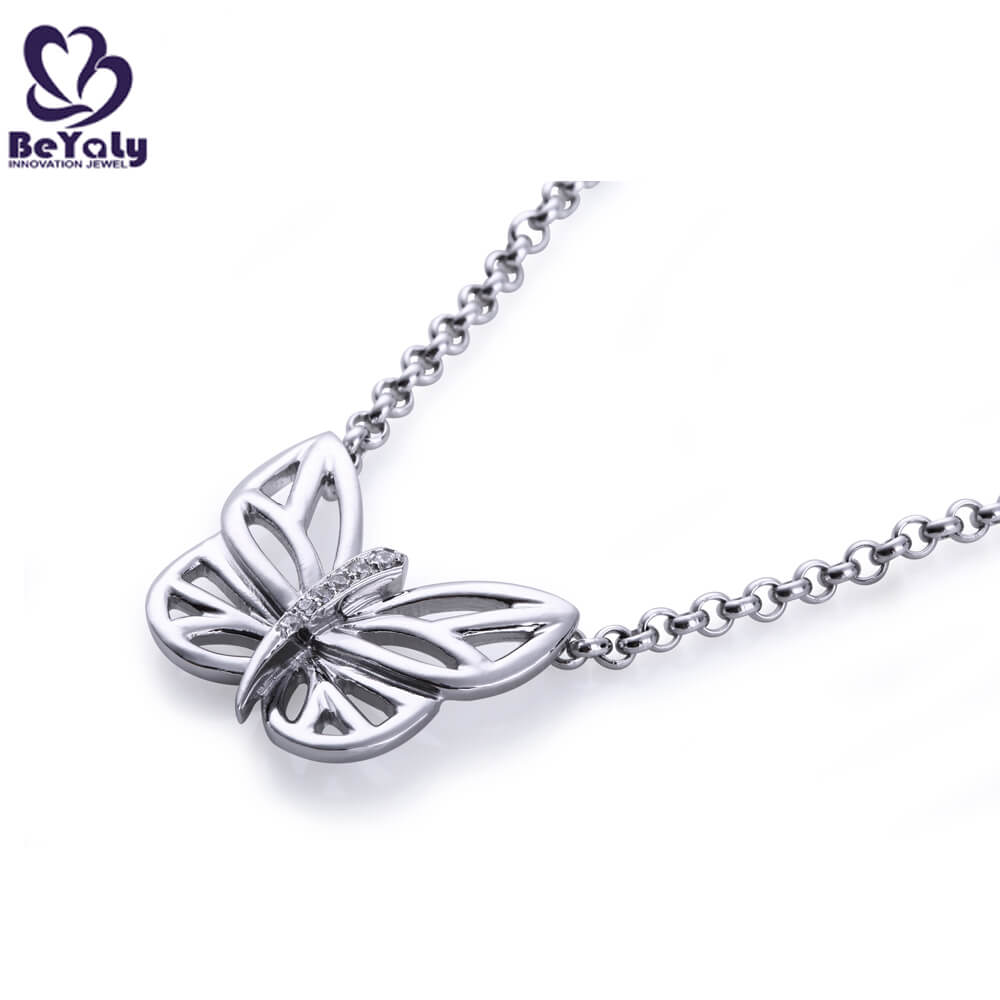 BEYALY Best dog tag jewelry necklace manufacturers for wife-2