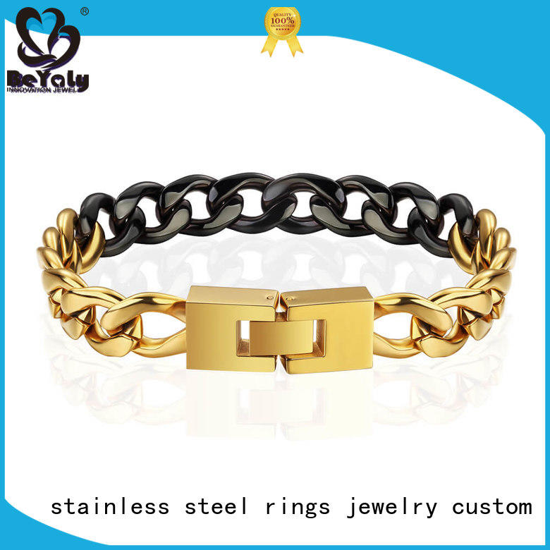 adjustable cubic zirconia bangle bracelet on sale for advertising promotion BEYALY