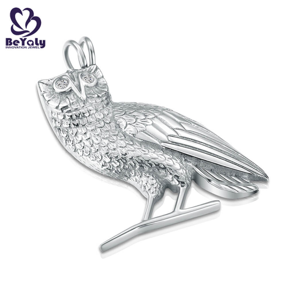 BEYALY sun silver jewelry blanks online for wife-2