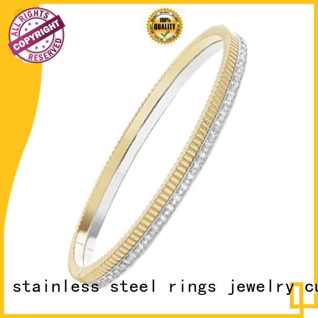fashion cubic zirconia bracelet charm factory for advertising promotion