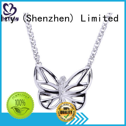 gold dog necklace with good price BEYALY
