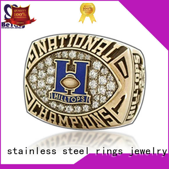 BEYALY 1966 basketball championship rings company for word champions