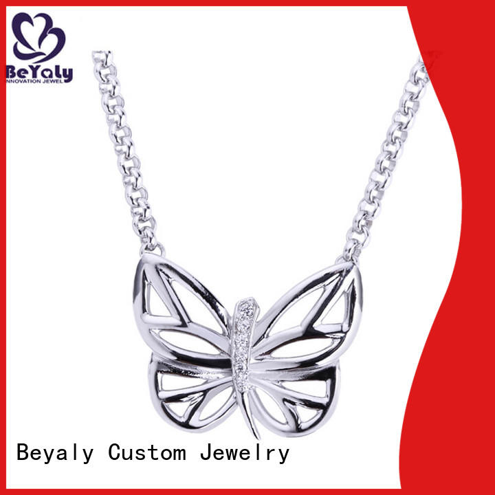BEYALY colorful buy white gold chain Supply for wife