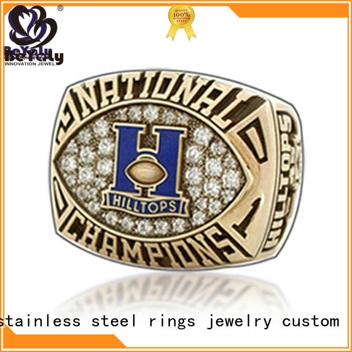 BEYALY replica championship rings supplier for player