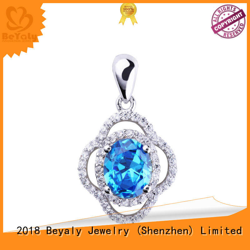 BEYALY fashion blank pendant design for ladies