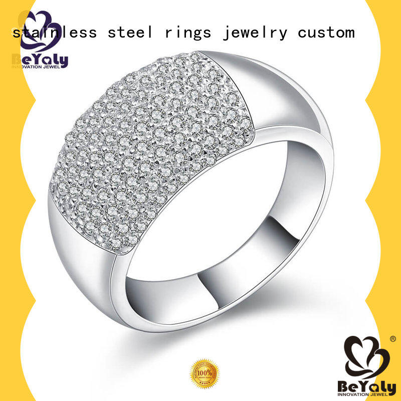 BEYALY customized jewelry stones sell for wedding