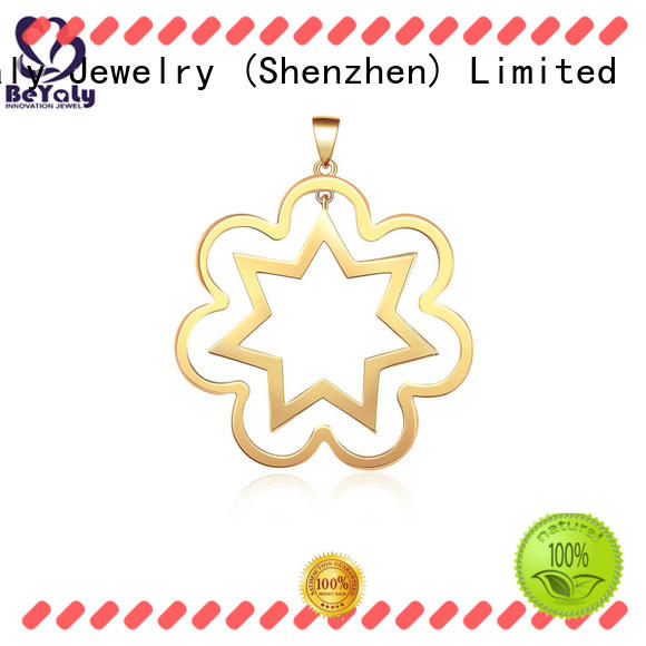 BEYALY fashion aluminum jewelry blanks for business for girls