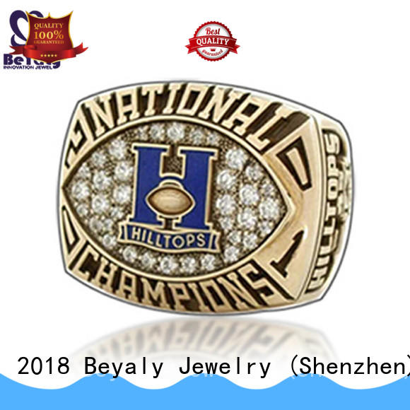 basketball championship rings hilltops for word champions BEYALY