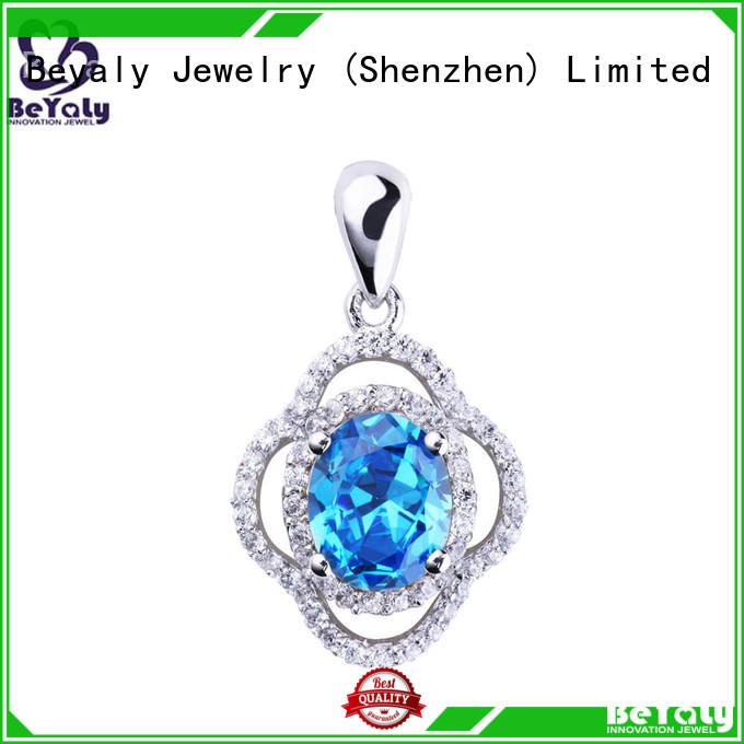 Custom sterling silver birthstone charms for charm bracelet round Suppliers for girls