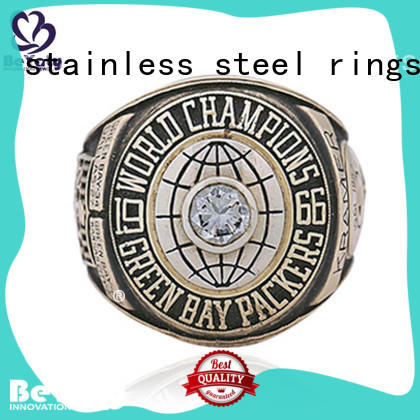 BEYALY champions national championship rings for player