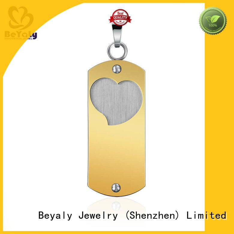 BEYALY Best ladies silver charm bracelets manufacturer for girls