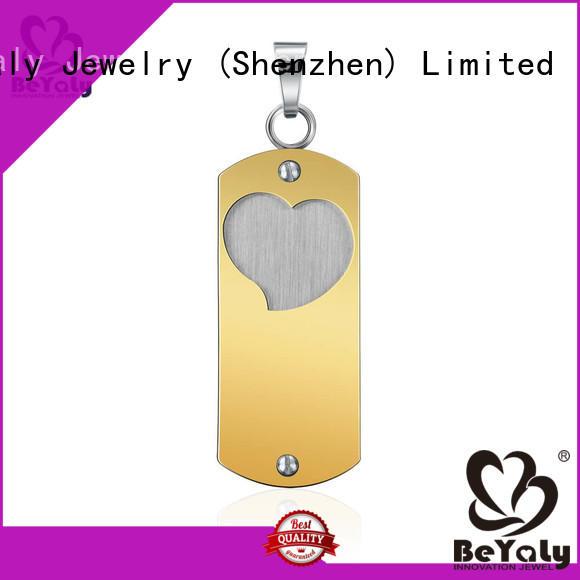 BEYALY selling blank pendant design for ladies