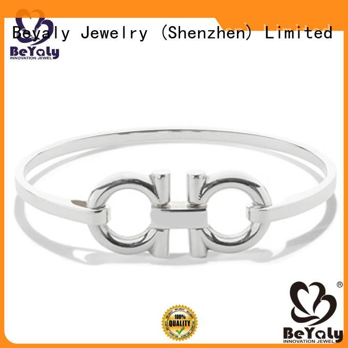 popular silver bangles and bracelets bracelet Supply for ceremony