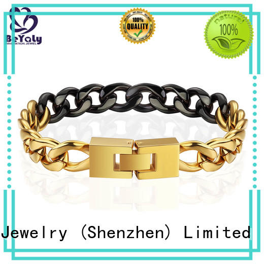 simple aaa initial bracelets BEYALY Brand