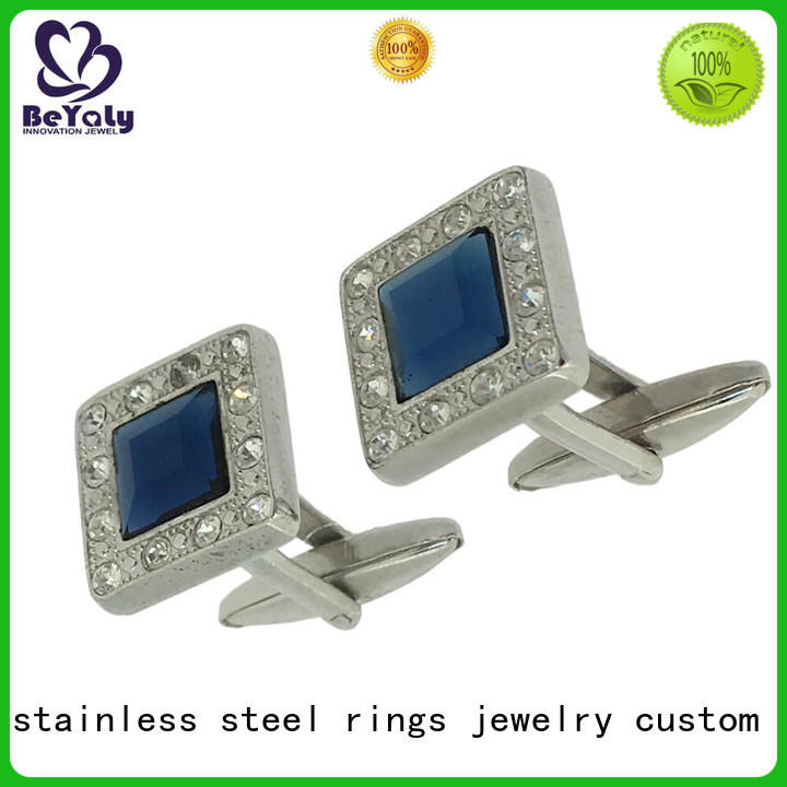 BEYALY unique custom cuff link for business for engagement