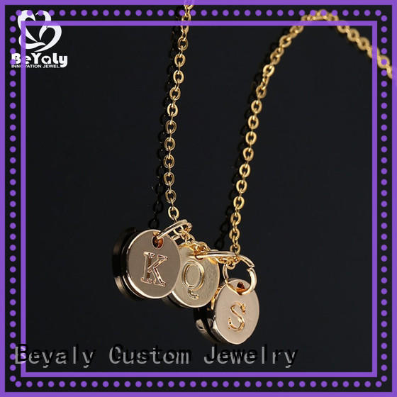 BEYALY jewelry jewelry necklace chain Suppliers for girls