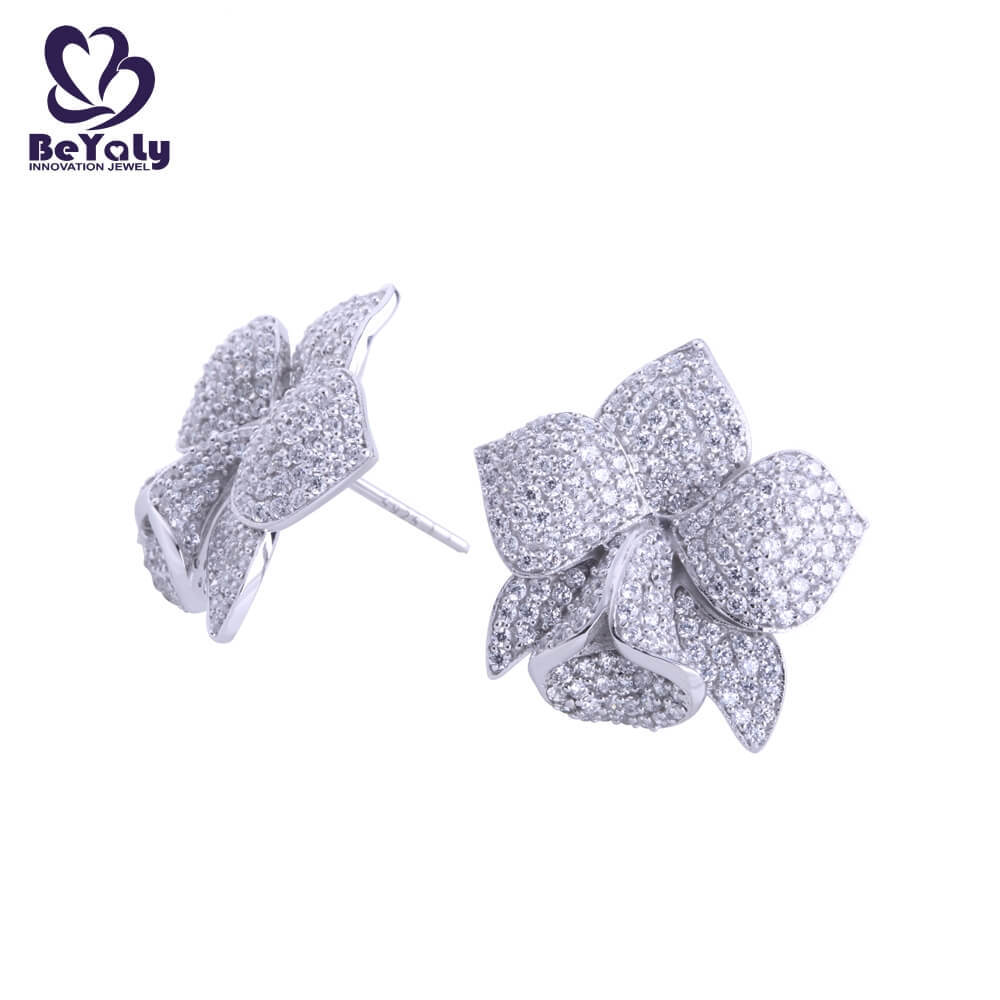 BEYALY stylish mini hoop earring design for business gift-2