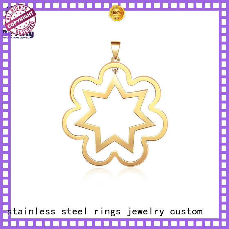 BEYALY High-quality clover pendant necklace manufacturers for ladies