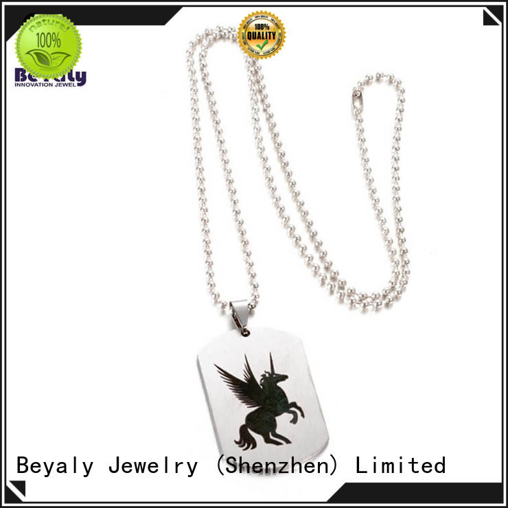 BEYALY Wholesale dog chain necklace factory for women