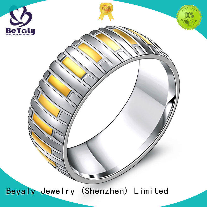 BEYALY Best popular wedding rings for women Suppliers for women