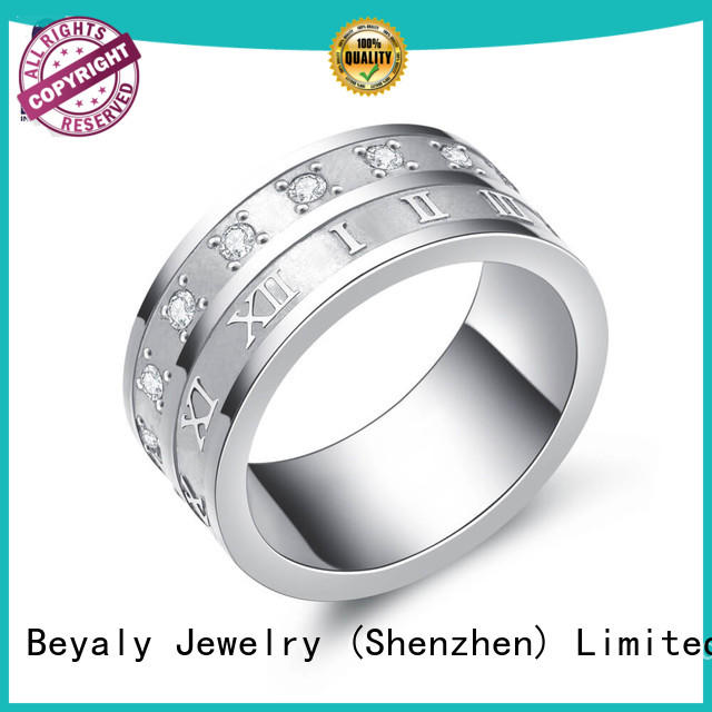 BEYALY promise jewelry stones Suppliers for wedding