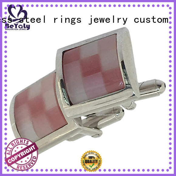 unique custom cuff link links on sale for engagement