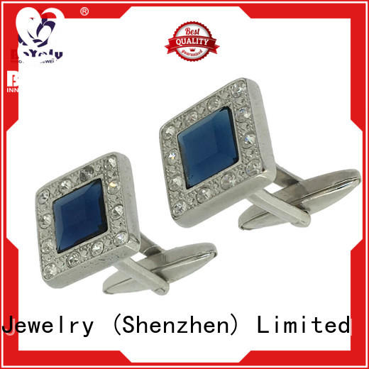 BEYALY Custom custom made cufflinks for men manufacturers for party