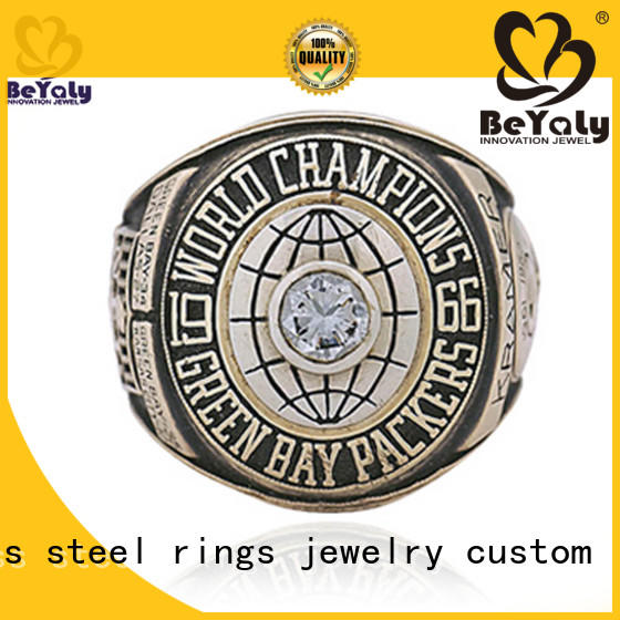 ring championship rings sets for national chamions BEYALY