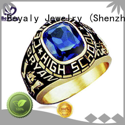 BEYALY New high school class rings Suppliers for university students