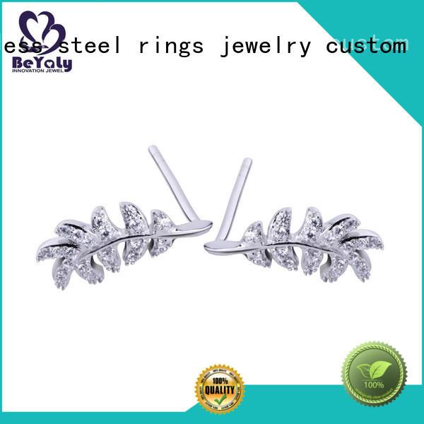 popular mini hoop earring gemstone sets for advertising promotion