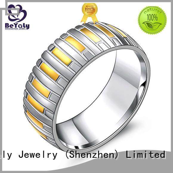 BEYALY diamond platinum diamond rings Supply for wedding