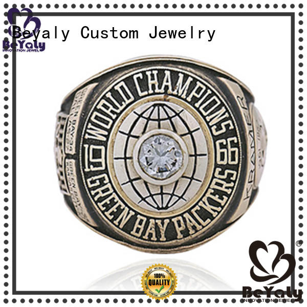 BEYALY customized national championship rings company for player