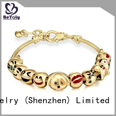 BEYALY leather new bangle bracelets for business for ceremony