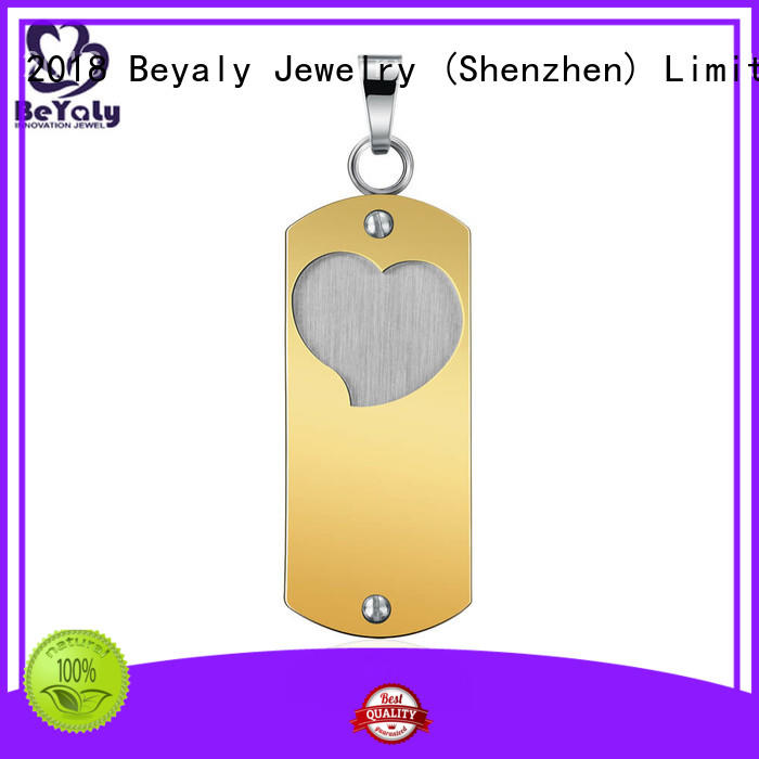 BEYALY sunflower silver jewelry blanks promotion for wife