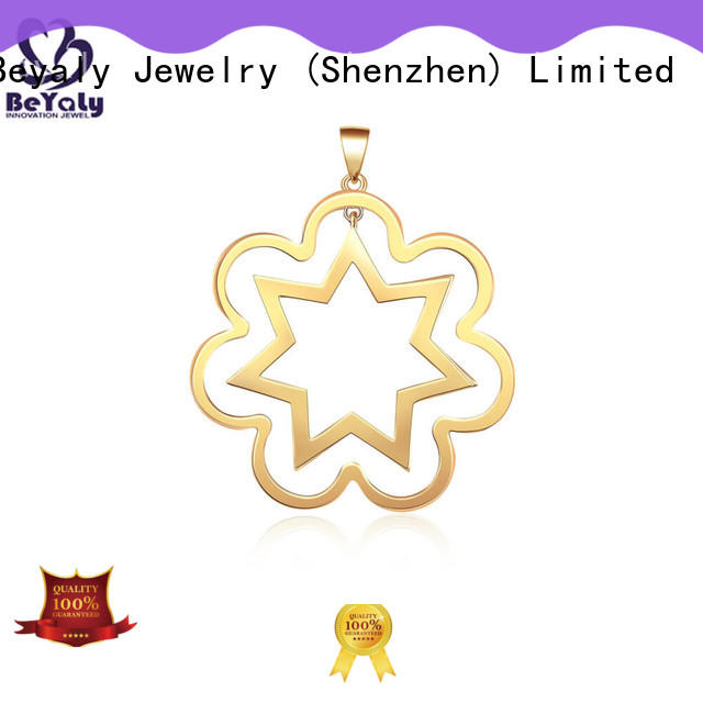 BEYALY fashion jewelry blank manufacturer for wife