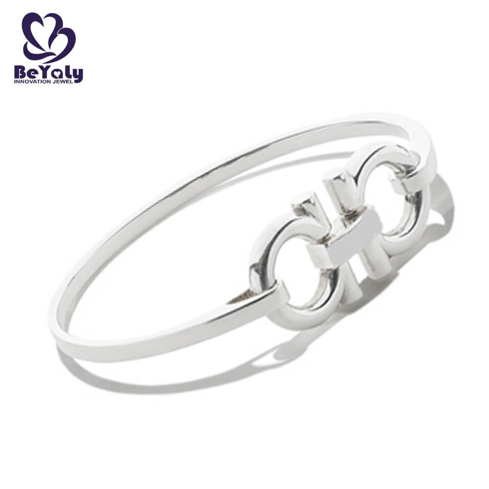 news-BEYALY popular sterling silver cuff bracelet design for business gift-BEYALY-img
