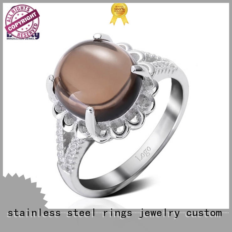 anniversary sterling silver cubic zirconia rings promotion for women