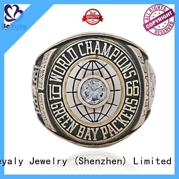 BEYALY ring custom championship rings manufacturers for player
