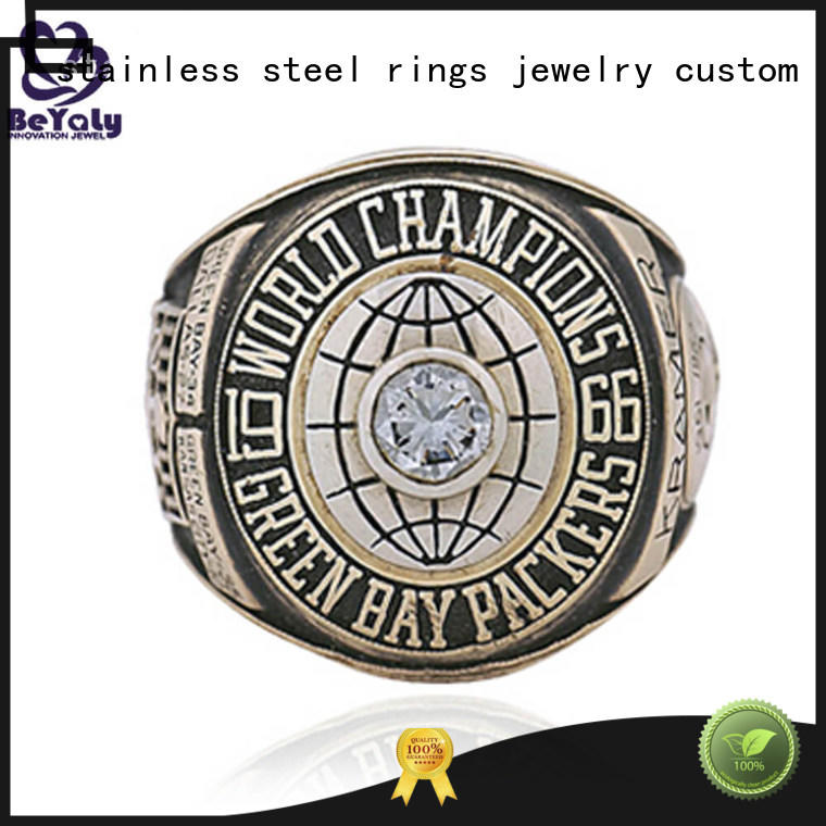 BEYALY custom replica championship rings for business for word champions