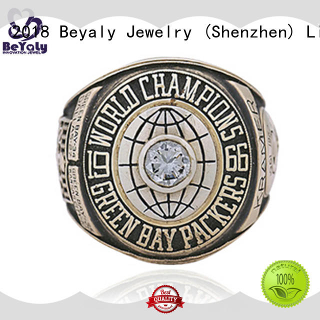 BEYALY customized champion ring sets for athlete
