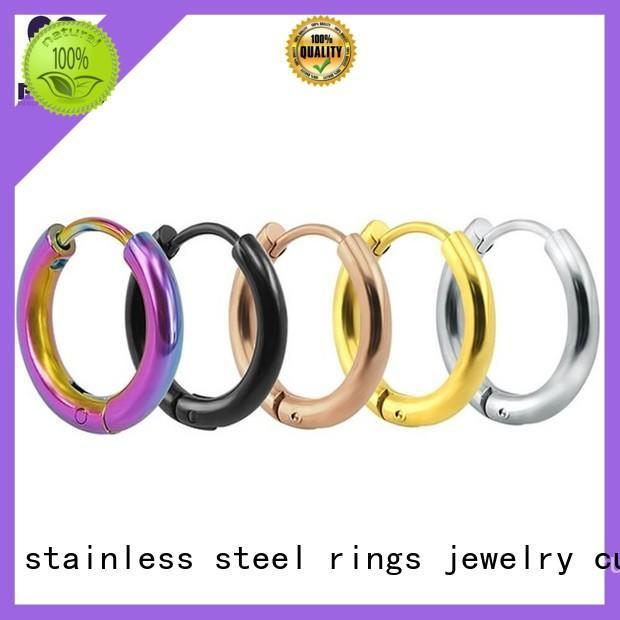 BEYALY special small silver hoop earrings shape for women
