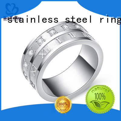 BEYALY customized sterling silver ring design for women